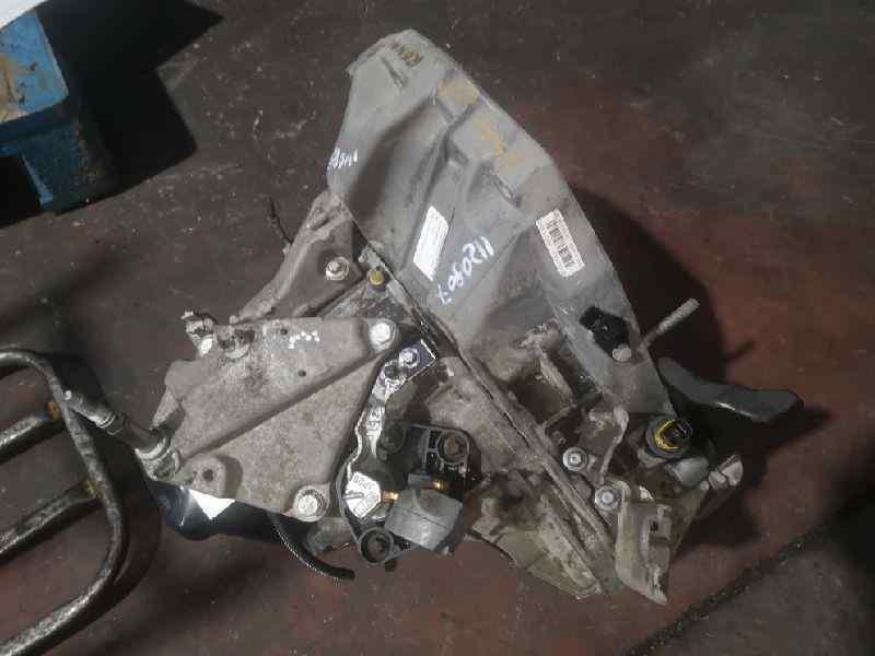 CAJA CAMBIOS RENAULT CLIO II FASE II (B/CB0) Authentique  1.5 dCi Diesel (68 CV) |   06.01 - 12.08_img_1