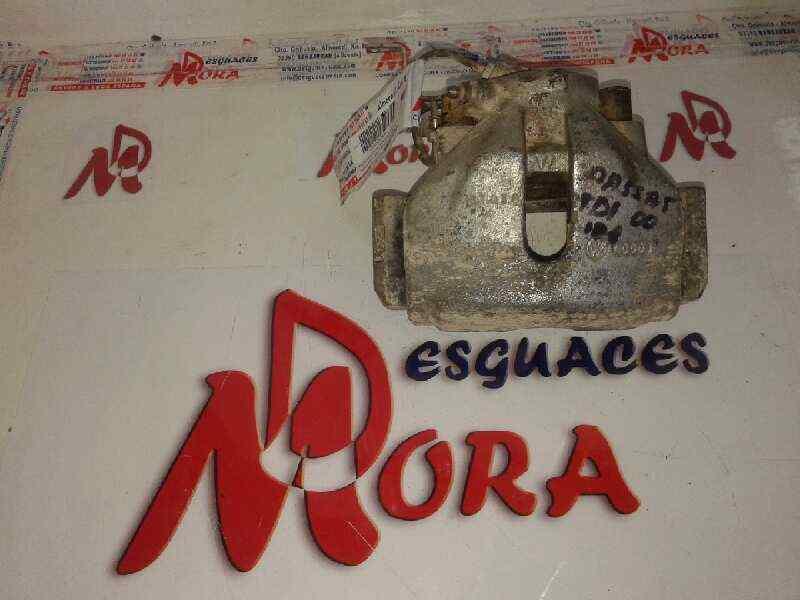 PINZA FRENO DELANTERA IZQUIERDA NISSAN MICRA (K13) Acenta  1.2 CAT (80 CV) |   07.10 - 12.15_img_0