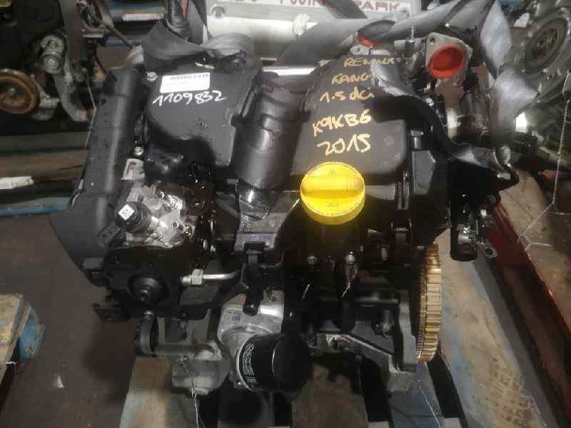 MOTOR COMPLETO RENAULT KANGOO Expression  1.5 dCi Diesel FAP (90 CV)     01.11 - 12.15_img_0
