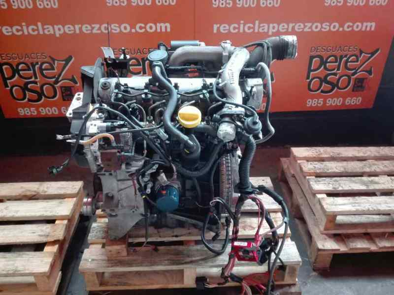 MOTOR COMPLETO RENAULT MEGANE II CLASSIC BERLINA Confort Authentique  1.9 dCi Diesel (120 CV) |   12.03 - 12.05_img_0