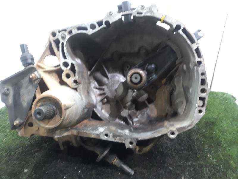 CAJA CAMBIOS RENAULT KANGOO (F/KC0) Authentique Oasis  1.5 dCi Diesel (65 CV) |   12.01 - 12.03_img_0