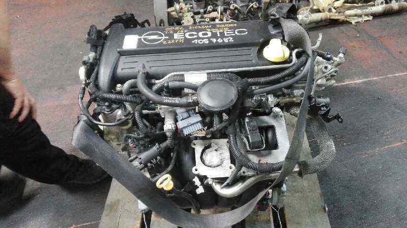 MOTOR COMPLETO OPEL SIGNUM Cosmo  2.2 16V CAT (Z 22 YH / LCH) (155 CV) |   03.03 - 12.05_img_0