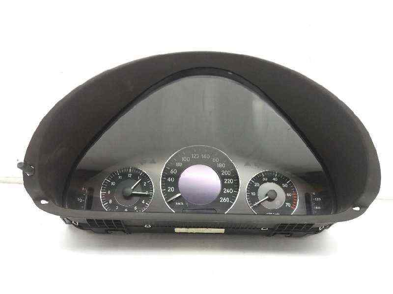 CUADRO INSTRUMENTOS MERCEDES CLASE CLK (W209) COUPE 240 (209.361)  2.6 CAT (170 CV) |   03.02 - 12.05_img_0