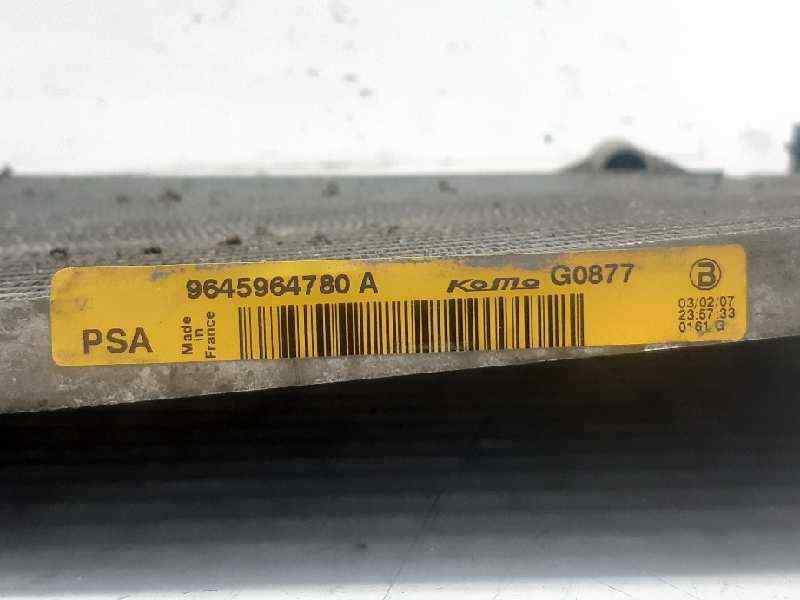 CONDENSADOR / RADIADOR  AIRE ACONDICIONADO PEUGEOT PARTNER (S2) Combi Plus  1.6 16V HDi (90 CV) |   01.07 - ..._img_2