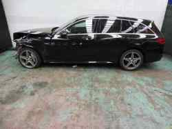 MERCEDES CLASE C (W205) FAMILIAR 2.1 CDI CAT
