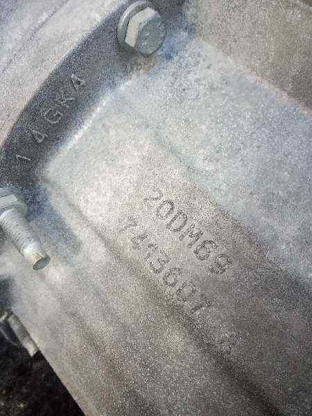 CAJA CAMBIOS PEUGEOT 307 BREAK / SW (S1) 1.6 HDi   (109 CV) |   0.02 - ..._img_2
