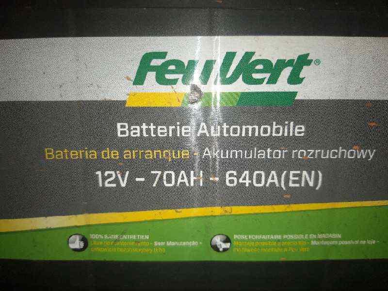 BATERIA CITROEN BERLINGO 1.9 D 600 Furg.   (69 CV) |   0.02 - ..._img_1