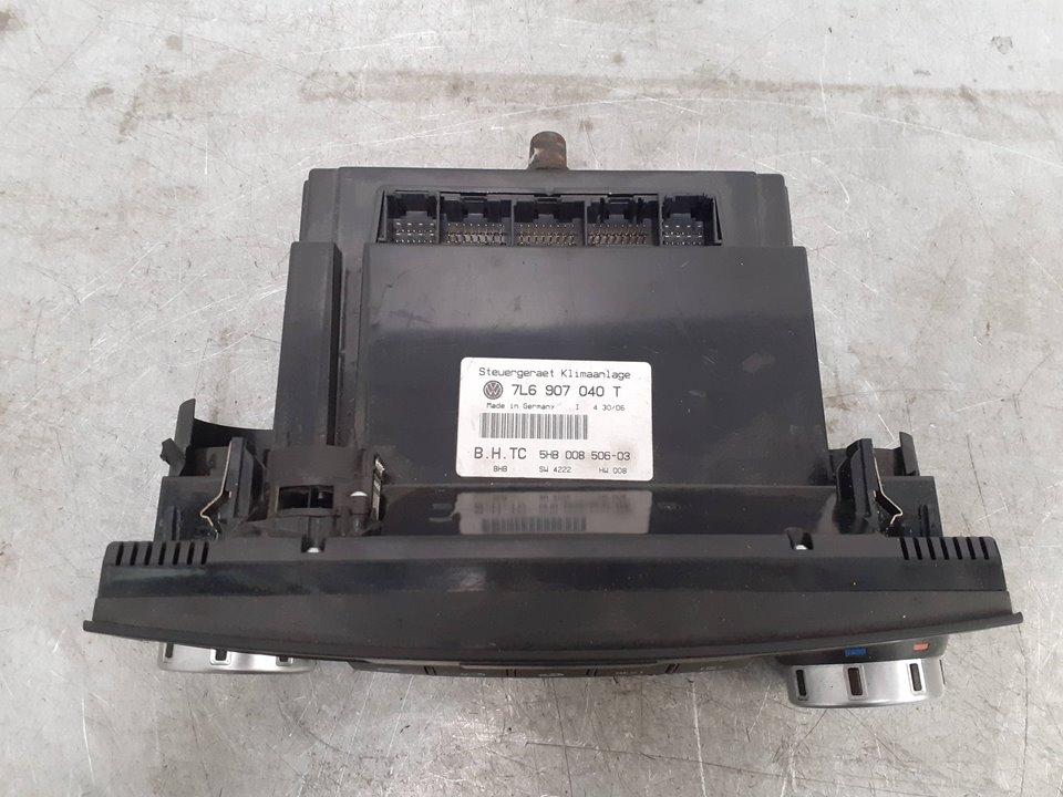 MANDO CLIMATIZADOR VOLKSWAGEN TOUAREG (7L6) V6 TDI  3.0 V6 TDI DPF (224 CV) |   12.06 - 12.08_img_1