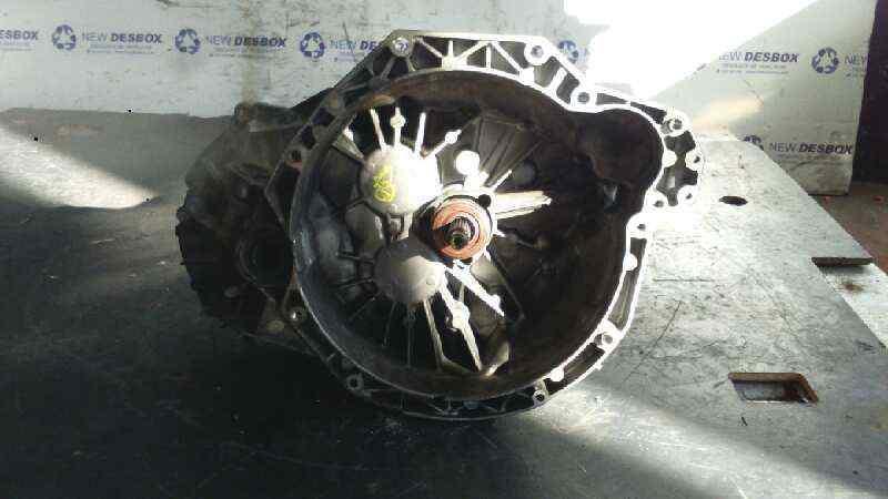 CAJA CAMBIOS RENAULT VEL SATIS (BJ0) Expression  2.2 dCi Turbodiesel (150 CV)     01.02 - 12.05_img_0