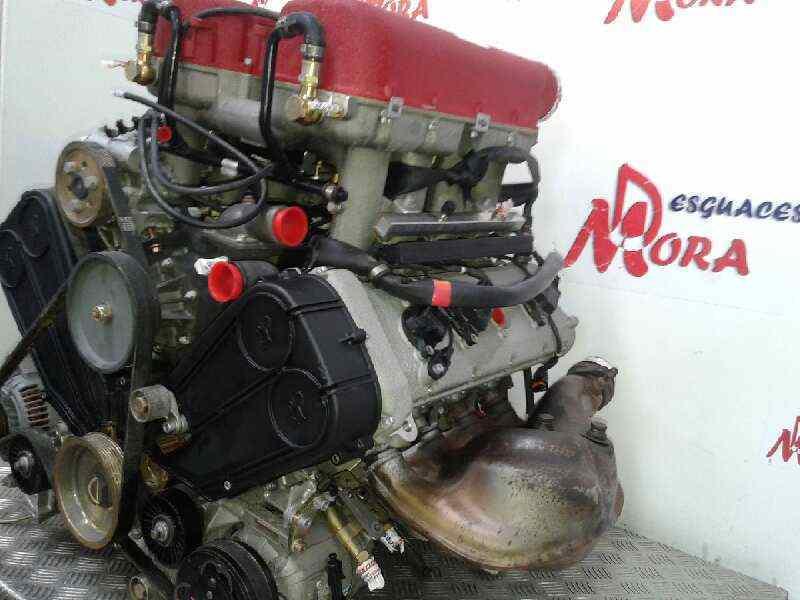 MOTOR COMPLETO FERRARI 348 360    |   ... - ... _img_4