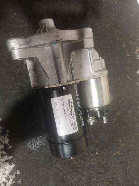 MOTOR ARRANQUE PEUGEOT 206+ Básico  1.1  (60 CV)     02.09 - 12.12_img_0