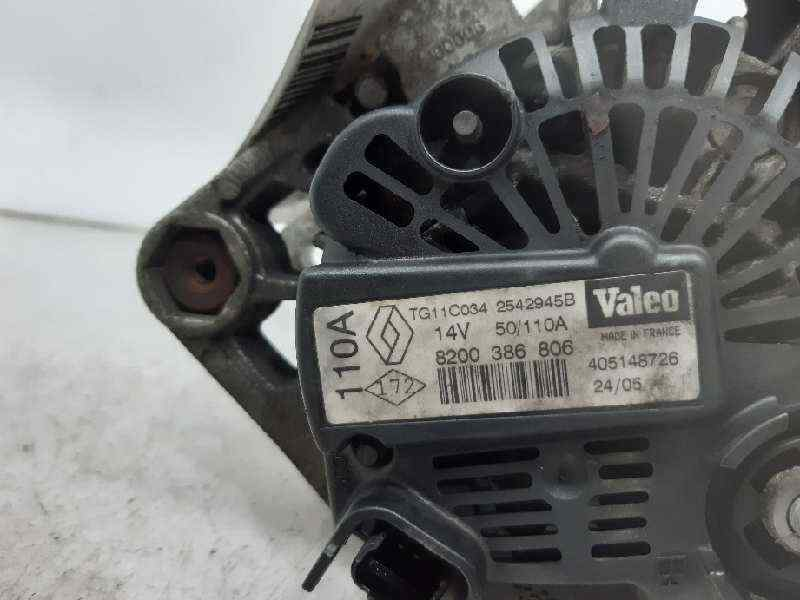 ALTERNADOR RENAULT SCENIC II Confort Dynamique  1.5 dCi Diesel (82 CV) |   06.03 - 12.05_img_4