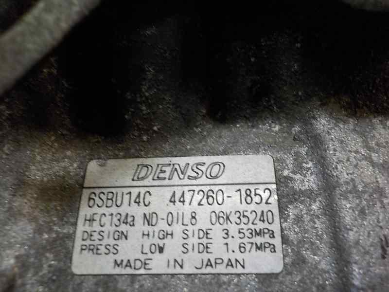 COMPRESOR AIRE ACONDICIONADO BMW SERIE 1 BERLINA (E81/E87) 118d  2.0 Turbodiesel CAT (143 CV) |   03.07 - 12.12_img_3