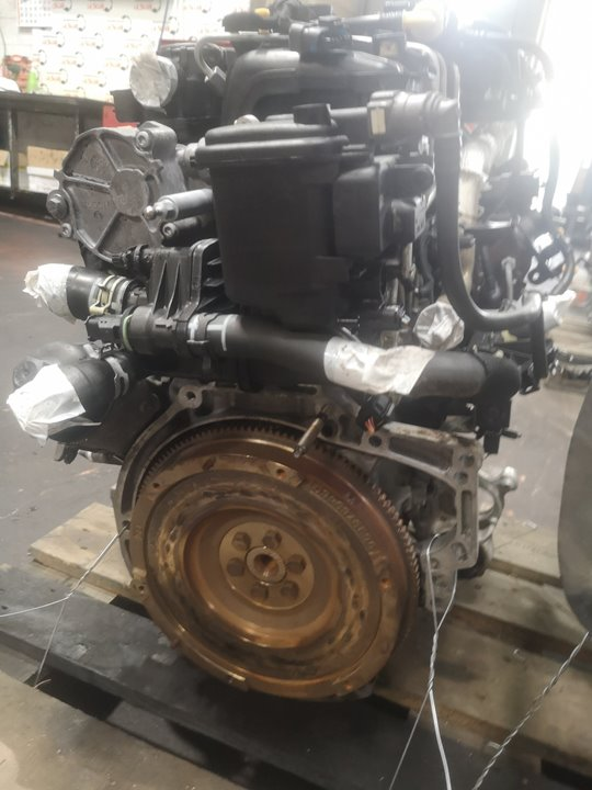 MOTOR COMPLETO CITROEN BERLINGO STATION WAGON SX Multispace  1.6 16V HDi (75 CV) |   03.08 - 12.10_img_2