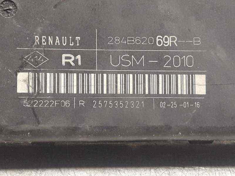 CAJA RELES / FUSIBLES RENAULT SCENIC IV Intens  1.5 dCi Diesel FAP Energy CAT (95 CV) |   0.16 - ..._img_1