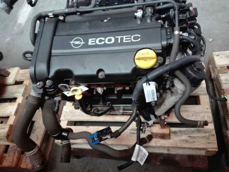 MOTOR COMPLETO OPEL CORSA D Cosmo  1.4 16V (90 CV) |   07.06 - 12.10_img_4