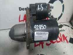 motor arranque nissan micra (k11) beat  1.0 16v cat (54 cv) 1996-1996 0001112018