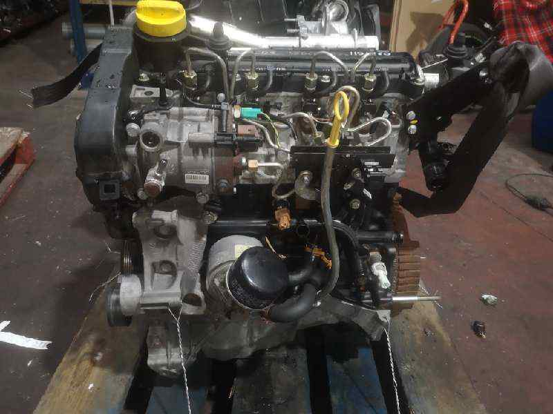 MOTOR COMPLETO RENAULT CLIO II FASE II (B/CB0) Authentique  1.5 dCi Diesel (82 CV) |   0.01 - ..._img_1