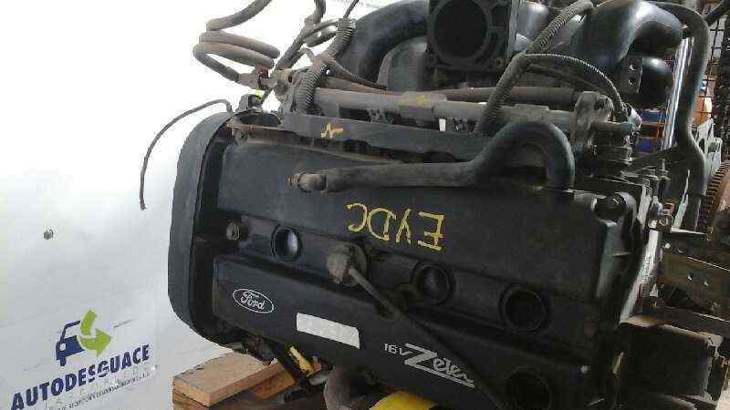 MOTOR COMPLETO FORD FOCUS TURNIER (CAK) 1.8 16V CAT   (116 CV) |   0.98 - 0.04_img_1