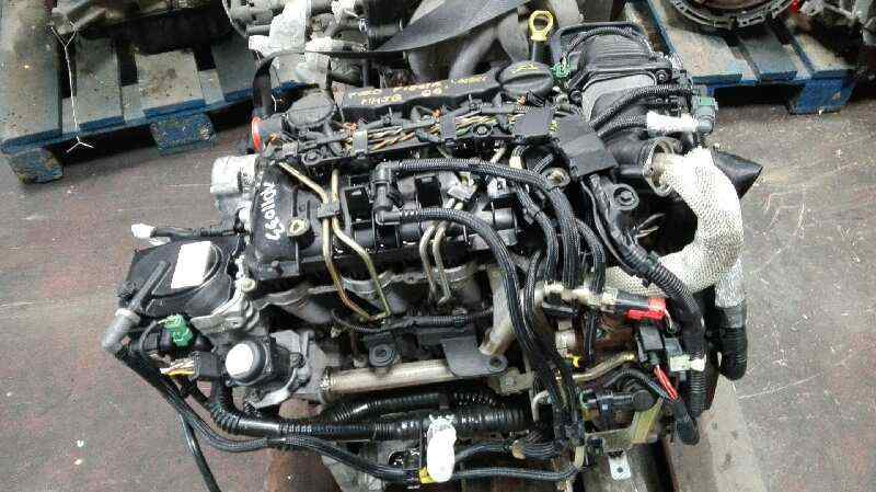 MOTOR COMPLETO FORD FIESTA (CBK) Ambiente  1.6 TDCi CAT (90 CV) |   10.04 - ..._img_1