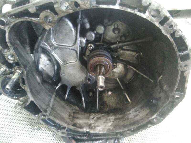 CAJA CAMBIOS RENAULT SCENIC II Grand Confort Authentique  1.9 dCi Diesel (120 CV)     04.04 - 12.05_img_2