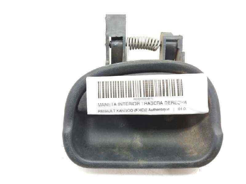 MANETA INTERIOR TRASERA DERECHA RENAULT KANGOO (F/KC0) Authentique  1.9 Diesel (54 CV) |   01.01 - 12.03_img_0