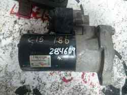 motor arranque citroen c15 d familiale  1.8 diesel (161) (60 cv) 1986- 0986013240