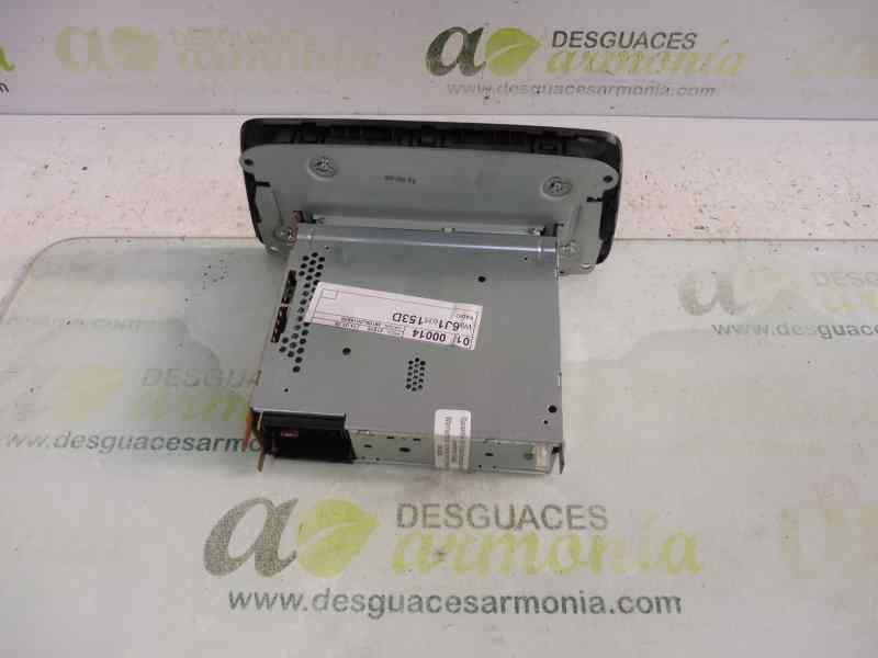 SISTEMA AUDIO / RADIO CD SEAT IBIZA (6J5) Stylance / Style  1.4 16V (86 CV) |   02.08 - 12.13_img_5