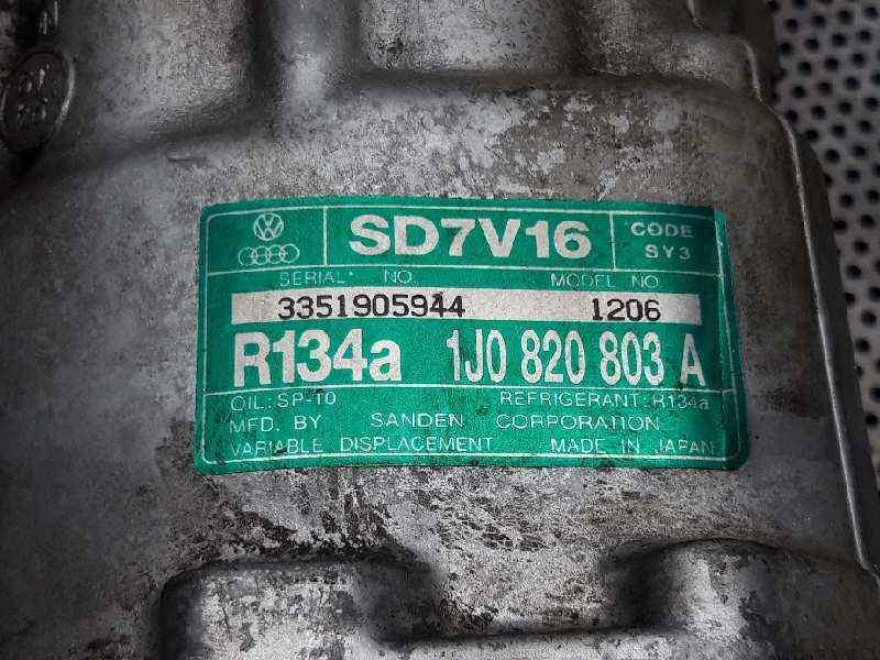 COMPRESOR AIRE ACONDICIONADO SEAT CORDOBA BERLINA (6K2) Stella  1.4  (60 CV) |   08.99 - 12.03_img_5