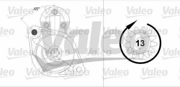 MOTOR ARRANQUE OPEL ASTRA G BERLINA 1.7 16V CDTI CAT (Z 17 DTL / LRB)   (80 CV) |   0.98 - ..._img_2