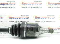 TRANSMISION DELANTERA IZQUIERDA NISSAN ALMERA (N16/E) Acenta  2.2 16V Turbodiesel CAT (110 CV)     10.02 - 12.03_mini_2