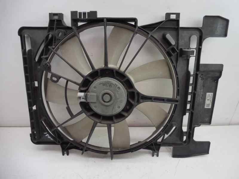 ELECTROVENTILADOR TOYOTA YARIS TS  1.4 Turbodiesel CAT (90 CV) |   11.08 - 12.10_img_2