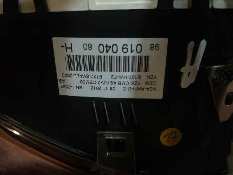 CUADRO INSTRUMENTOS PEUGEOT 208 Active  1.6 16V HDi FAP (92 CV) |   01.12 - 12.15_img_2