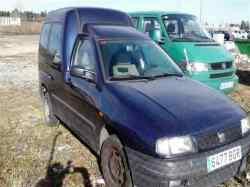 seat inca (6k9) 1.4 cl familiar   (60 cv) 1996- AUD VSSZZZ9KZ1R