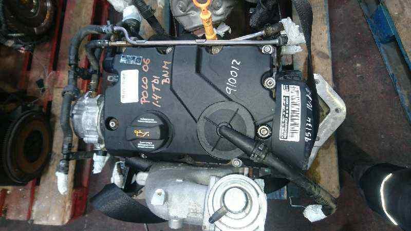 MOTOR COMPLETO VOLKSWAGEN POLO (9N3) Advance  1.4 TDI (69 CV) |   04.05 - 12.06_img_0