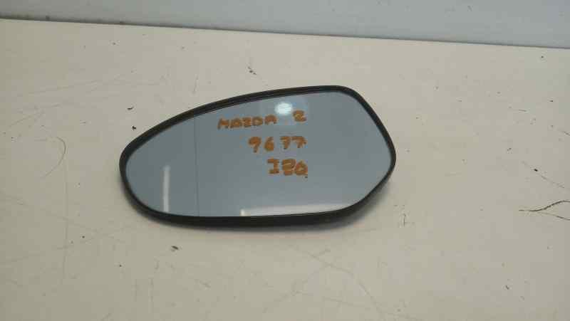 CRISTAL RETROVISOR IZQUIERDO MAZDA 2 LIM. (DE) 1.3 Style (5-ptas.) (55kW)   (75 CV) |   11.10 - 12.15_img_0