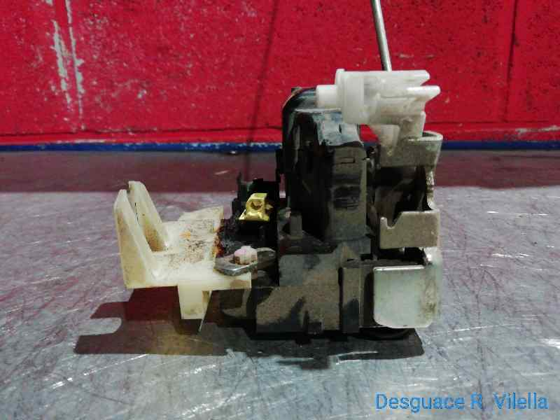 CERRADURA PUERTA DELANTERA IZQUIERDA  DACIA DOKKER Ambiance  1.5 dCi Diesel FAP CAT (75 CV) |   10.12 - 12.15_img_3