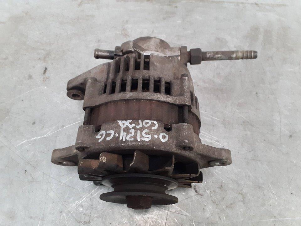ALTERNADOR OPEL CORSA B Eco  1.7 Diesel (60 CV) |   09.97 - 12.00_img_0