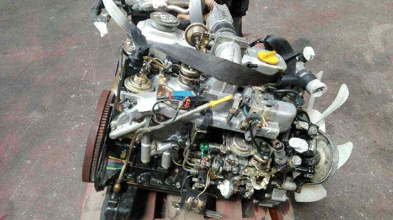 MOTOR COMPLETO NISSAN TERRANO/TERRANO II (R20) Comfort  2.7 Turbodiesel (101 CV) |   12.99 - 12.02_img_4
