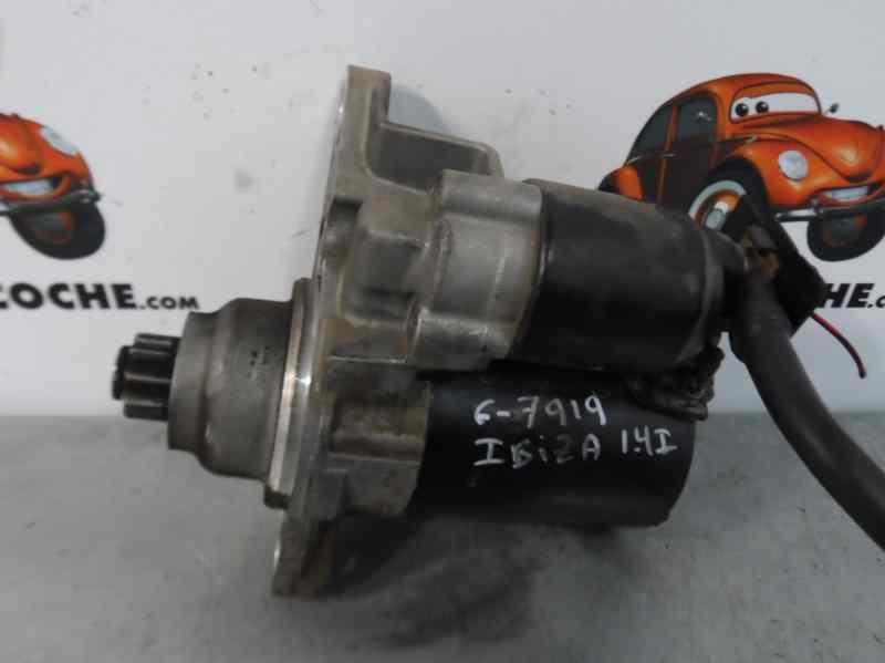 MOTOR ARRANQUE SEAT IBIZA (6L1) Cool  1.4 16V (75 CV) |   05.04 - 12.06_img_0