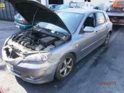 mazda 3 berlina (bk) 1.6 cd diesel cat   (109 cv) B6ZE JMZBK143261