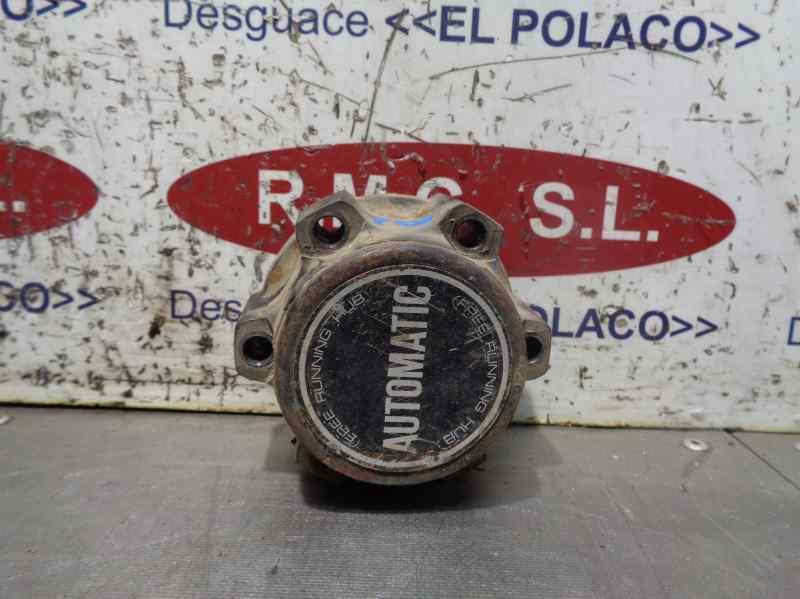 CUBOS DE BLOQUEO NISSAN TERRANO/TERRANO II (R20) Aventura  2.7 Turbodiesel (125 CV) |   12.97 - 12.04_img_1
