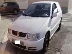 volkswagen polo berlina (6n1) air  1.4  (60 cv) 1994-1998 APQ WVWZZZ6NZXY