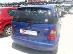 mercedes clase a (w168) 1.7 cdi diesel cat   (90 cv) 668940 WDB1680081J