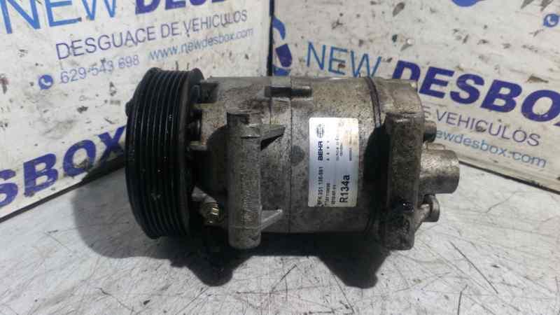 COMPRESOR AIRE ACONDICIONADO RENAULT MEGANE II BERLINA 3P Confort Authentique  1.9 dCi Diesel (120 CV)     07.02 - 12.05_img_0