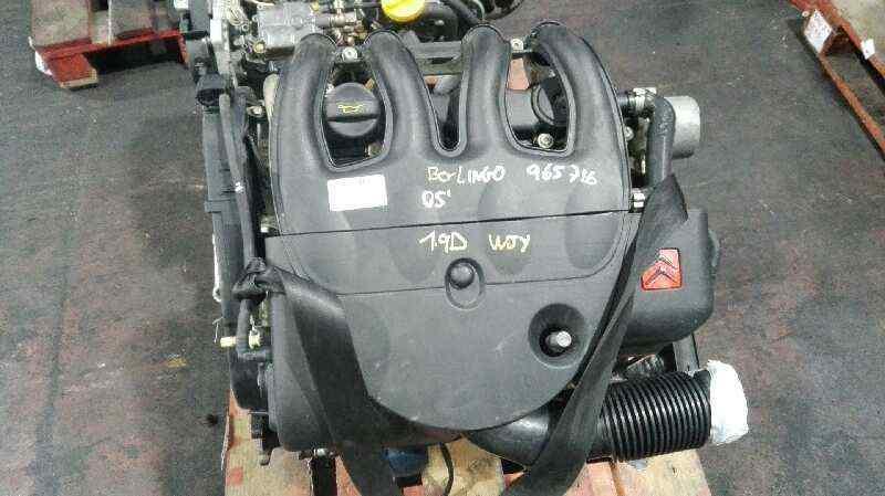 MOTOR COMPLETO CITROEN BERLINGO 1.9 D 600 Furg.   (69 CV)     0.02 - ..._img_0