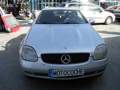 Mercedes slk r170 1996-2004 coche lleno plane garaje