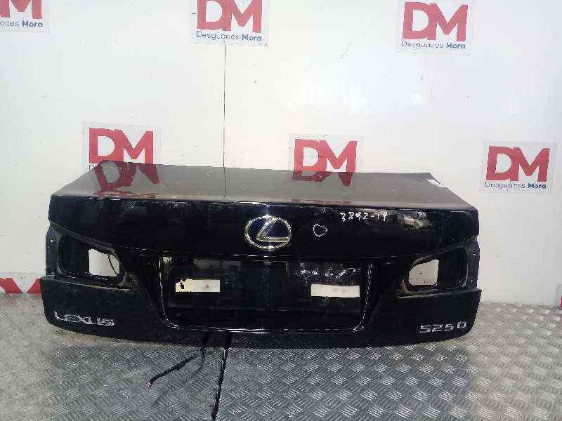 TAPA MALETERO LEXUS IS200 (DS2/IS2) 250 V6  2.5 V6 CAT (208 CV) |   0.05 - ..._img_0