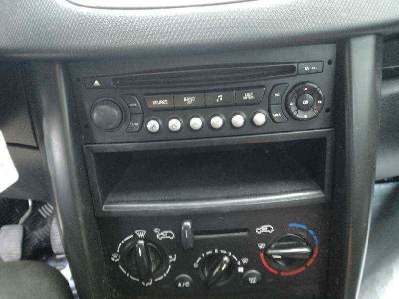 SISTEMA AUDIO / RADIO CD PEUGEOT 207 X-Line  1.4  (73 CV) |   05.06 - 12.07_img_0