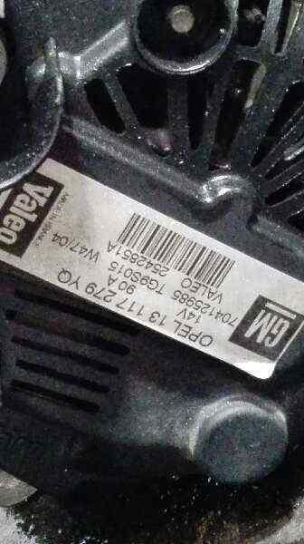 ALTERNADOR OPEL CORSA C Blue Line  1.3 16V CDTI CAT (Z 13 DT / LN9) (69 CV) |   08.03 - 12.05_img_2